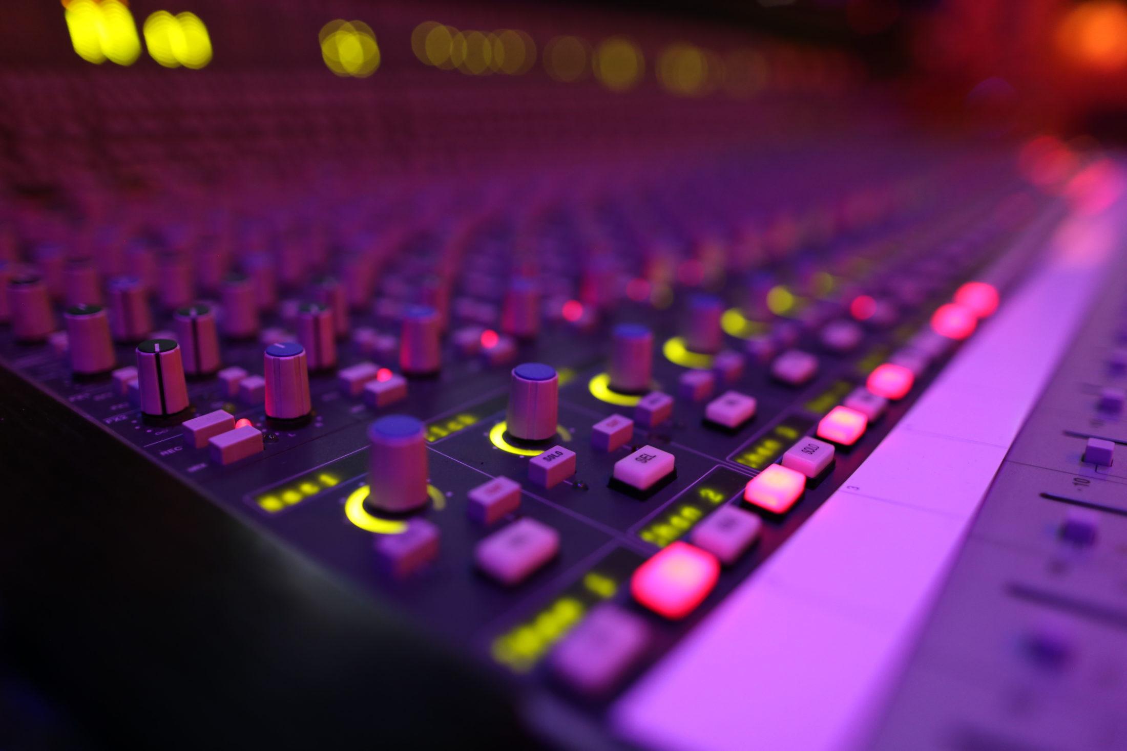Equipment Bay Eight Recording Studios 15